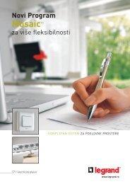 Mosaic katalog - Tehnounion