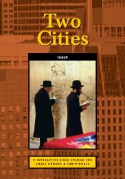 Two Cities-2006 Cov - Matthias Media