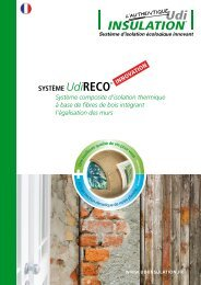 SYSTÈME UdiRECO - Unger Diffutherm GmbH