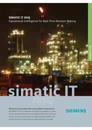 XHQ Introduction - Siemens