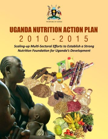 uganda nutrition action plan - The National Planning Authority