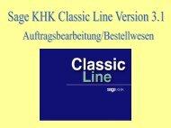 KHK Classic Line 97