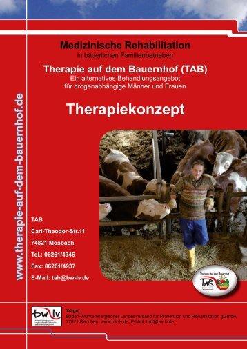 Therapie auf dem Bauernhof (TAB) - Baden-Württembergischer ...