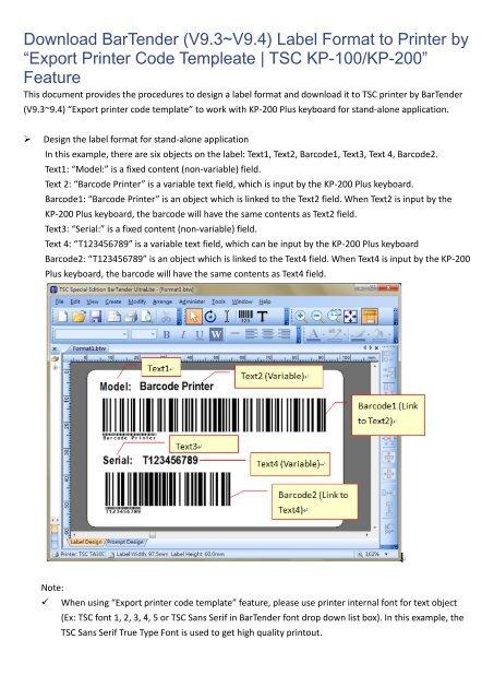 Bartender software 9 4 free download | Bartender 9 4 Serial Number
