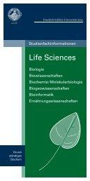 Life Sciences - Schueler.uni-jena.de