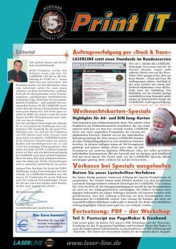 LASERLINE Print IT Nr. 5