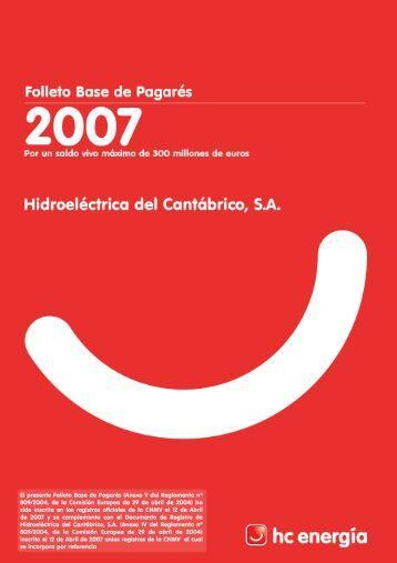 12/04/2007 - BME Renta Fija