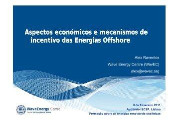 Aspectos económicos e mecanismos de incentivo das ... - WavEC