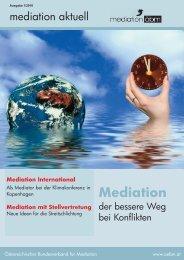 Mediation mit Stellvertretung - Schule für Verständigung und ...