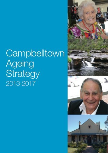 Ageing Strategy - Campbelltown City Council - NSW Government