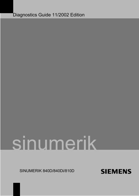Sinumerik 840d alarm list siemens diagnostics guide helman cnc.