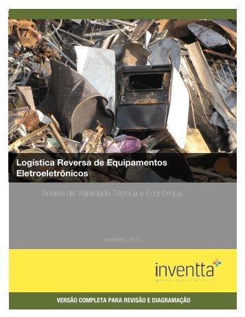 Logística Reversa de Equipamentos Eletroeletrônicos - Abras