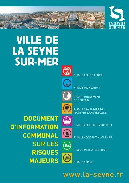 risque inondation - La Seyne-sur-Mer