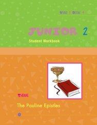 The Pauline Epistles - True Jesus Church