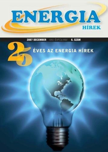 energia marcius:energia jan.qxd.qxd - Energia Hírek