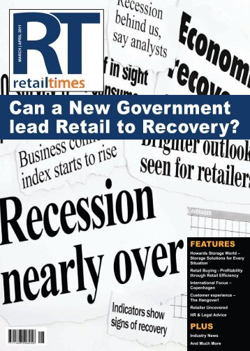 Can a New Government lead Retail to Recovery?