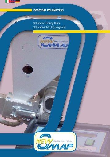 dosatori volumetrici - New Omap