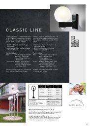 Datenblatt Classic Line