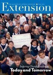 Fall 2011 - Catholic Extension