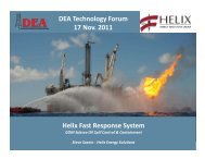 Steve Scanio Helix - Drilling Engineering Association