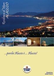 Residenza al Mare ...perchè Alassio è ... Alassio!