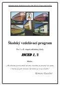Školský vzdelávací program - kukucinka.eu - Page 2