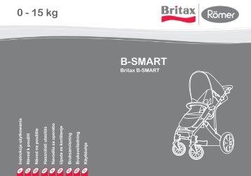 B-SMART 0 - 15 kg - BRITAX RÖMER