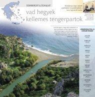 vad hegyek kellemes tengerpartok - Rethymno