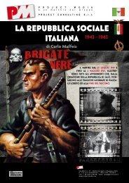 LA REPUBBLICA SOCIALE ITALIANA - Project Media