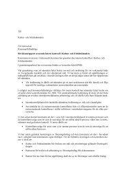 Följebrev till rapport över granskning av intern kontroll - Askersunds ...