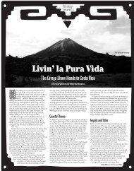 Livin' la Pura Vida - The Santa Barbara Independent