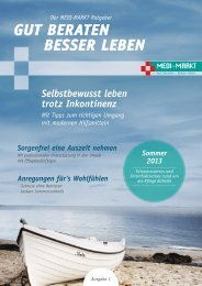 Gut Beraten - Besser Leben, Heft 1 zum Download