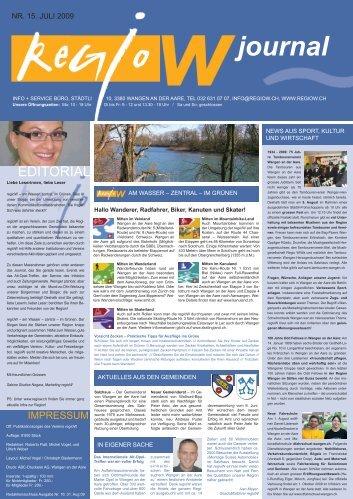 journal - Regio W