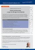 TANDHYGIENISTFORUM 2013 UM 2013 - Conductive - Page 5