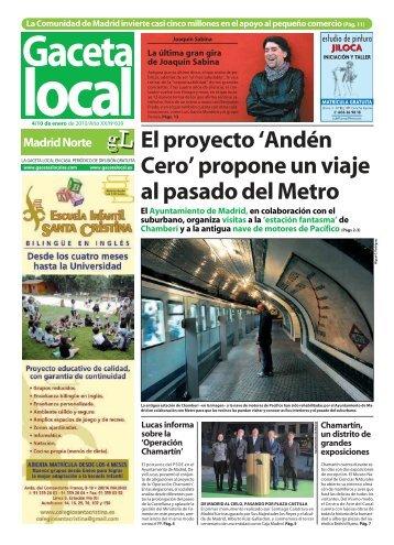 Gaceta local - Gacetas Locales