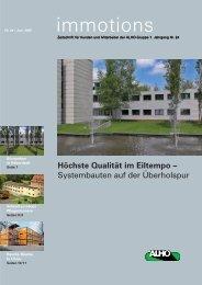 Download [PDF] - Alho Systembau GmbH