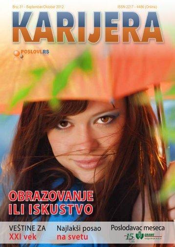 Broj 31 - Poslovi.rs