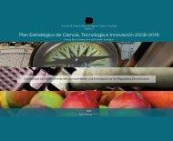 Plan Estratégico de Ciencia, Tecnología e Innovación 2008 ... - ianas