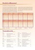 und Halbtagesfahrten 2008 - Reisedienst Einhorn - Seite 2