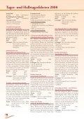 und Halbtagesfahrten 2008 - Reisedienst Einhorn - Seite 6