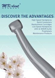 DISCOVER THE ADVANTAGES - Janouch Dental