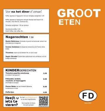 Groot eten OKT12 kopie - Fred & Douwe