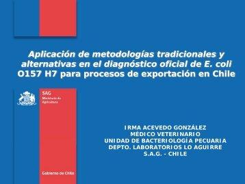 Aplicación de metodologías tradicionales y alternativas en el ...