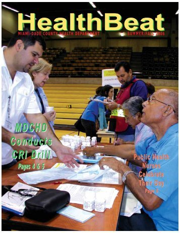 HealthBeat - Miami-Dade County Health Department