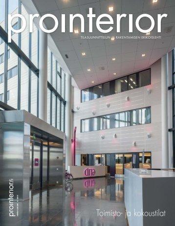 prointerior 4/2012 - PubliCo Oy
