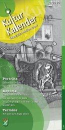 Das Gute aus der Platte - Kulturkalender Marzahn-Hellersdorf