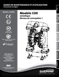 Modèle S30 métallique Niveau de conception 1