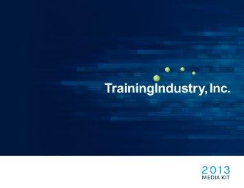 Download Media Kit - Training Industry