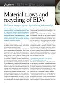 Graveyard for ELVs? - RECYCLING magazin - Page 6
