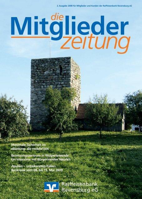 raiffeisenbank ravensburg online banking